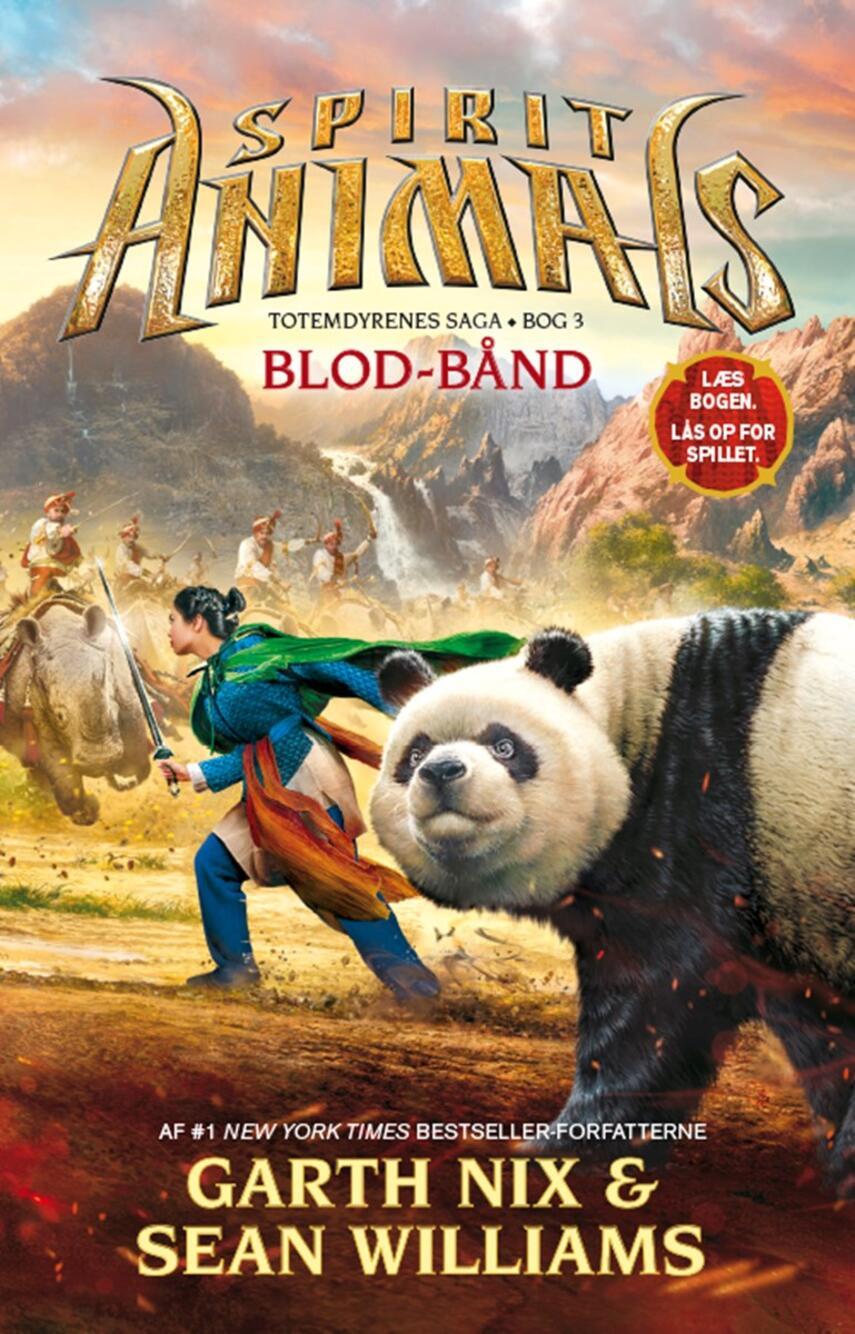 Garth Nix: Spirit animals - blodbånd
