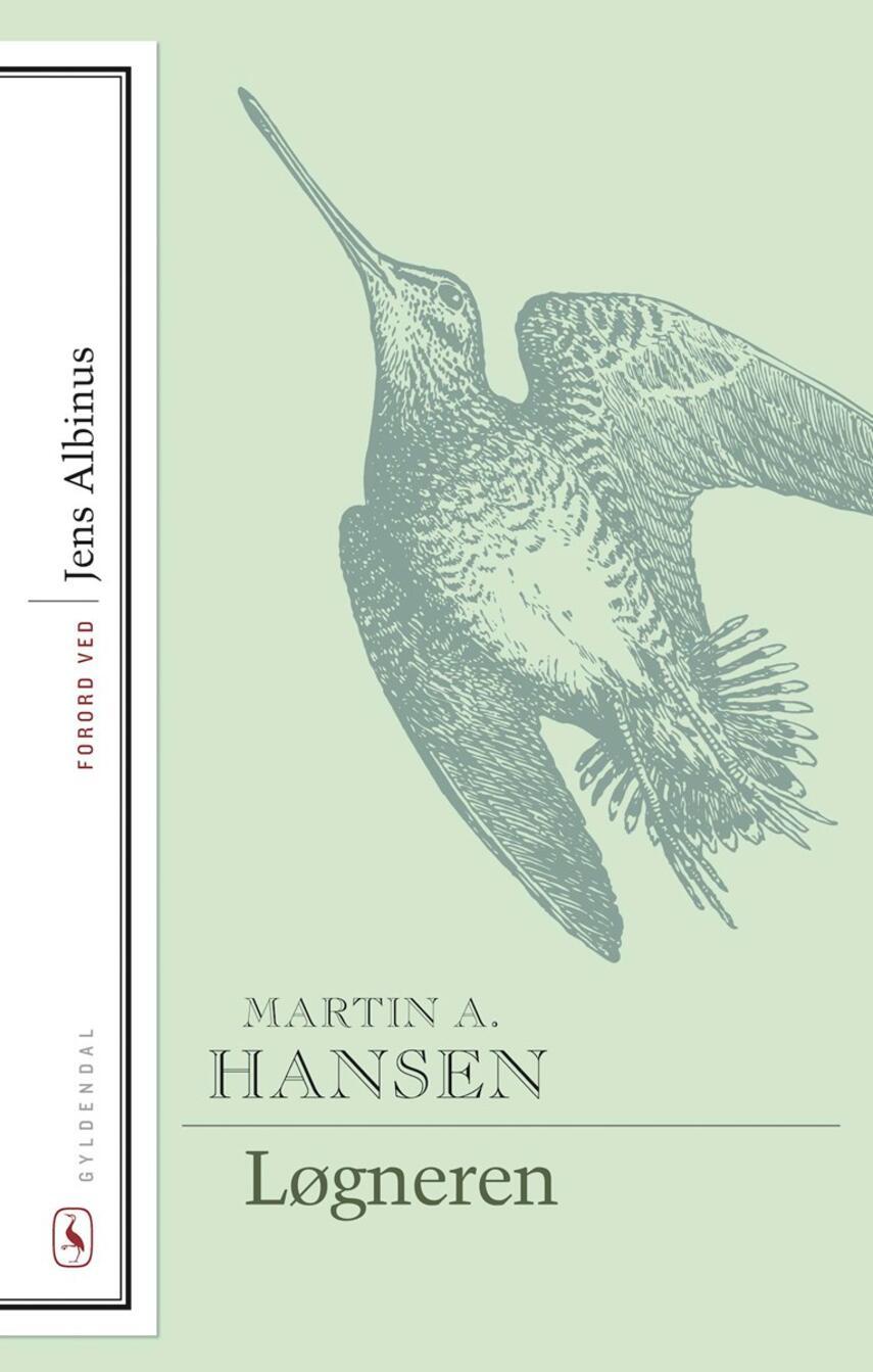 Martin A. Hansen (f. 1909): Løgneren