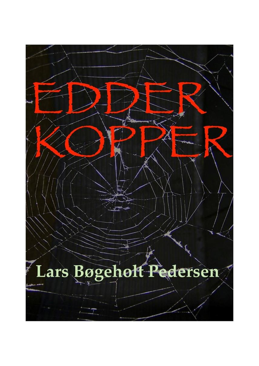 Lars Bøgeholt Pedersen: Edderkopper