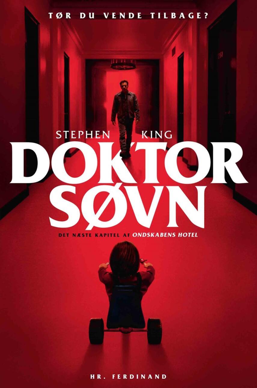 Stephen King (f. 1947): Doktor Søvn