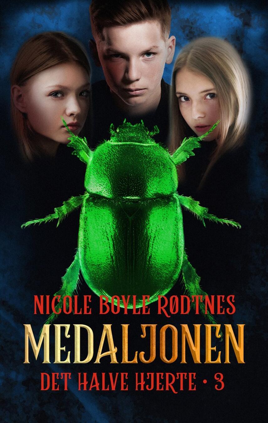 Nicole Boyle Rødtnes: Det halve hjerte