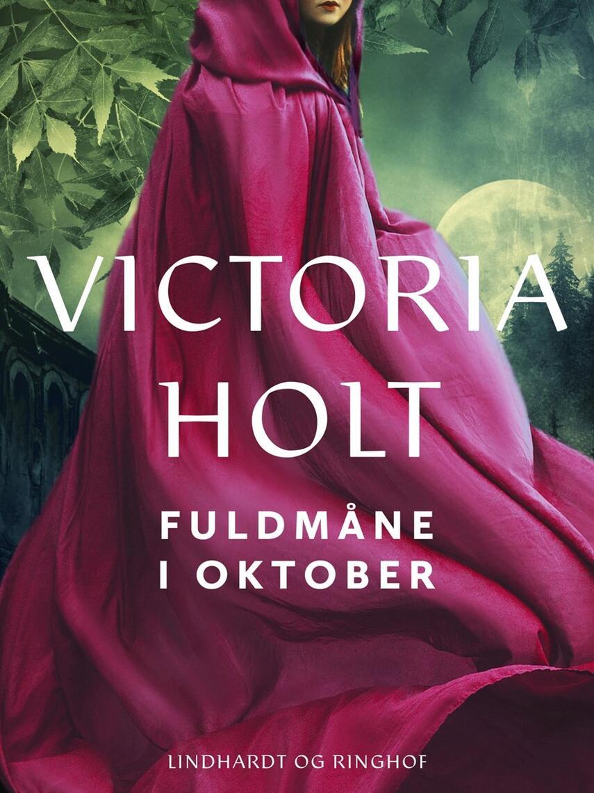Victoria Holt: Fuldmåne i oktober
