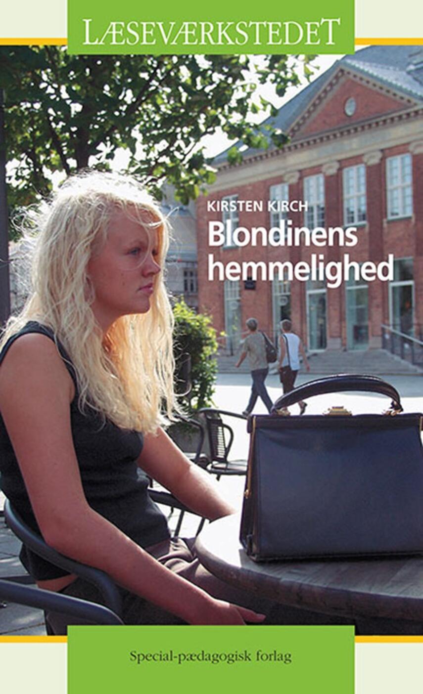 Kirsten Kirch: Blondinens hemmelighed
