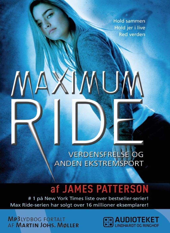 James Patterson: Verdensfrelse og anden ekstremsport
