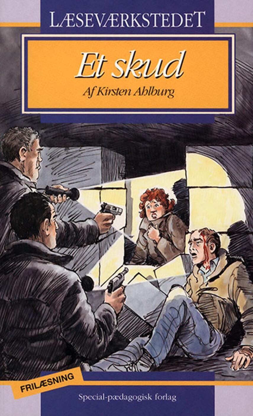 Kirsten Ahlburg: Et skud