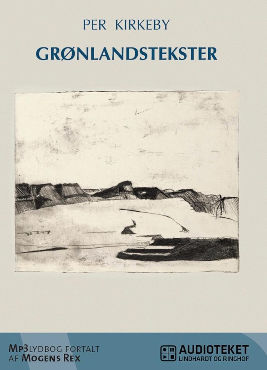 Per Kirkeby: Grønlandstekster