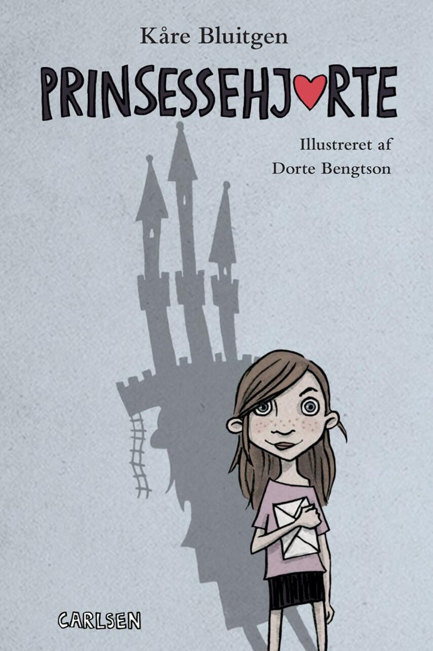 Kåre Bluitgen: Prinsessehjerte