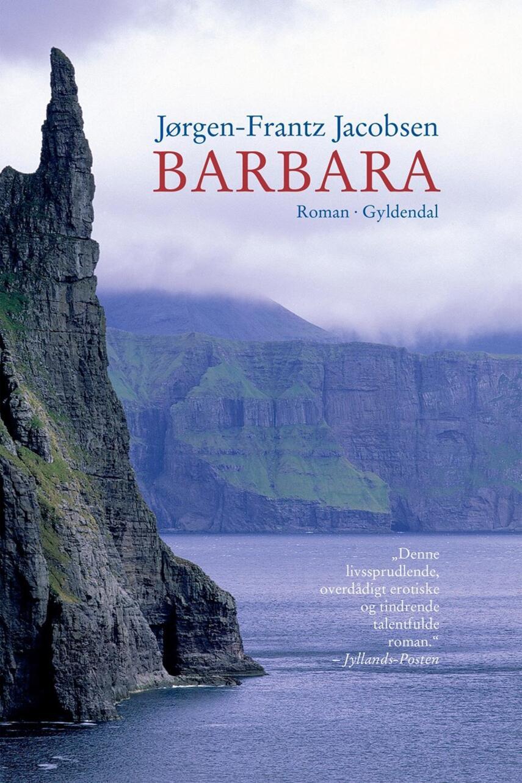 Jørgen-Frantz Jacobsen (f. 1900): Barbara : roman