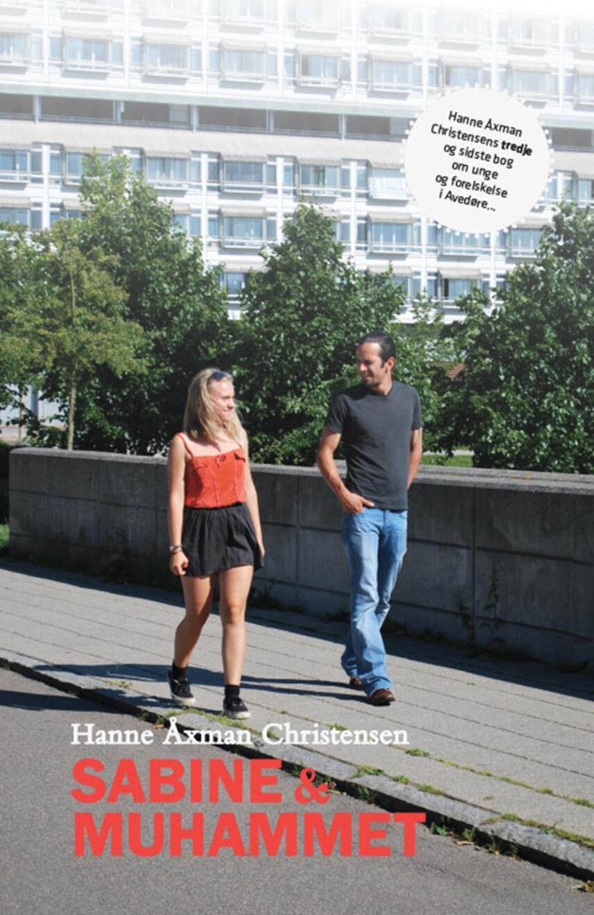 Hanne Åxman Christensen: Sabine & Muhammet