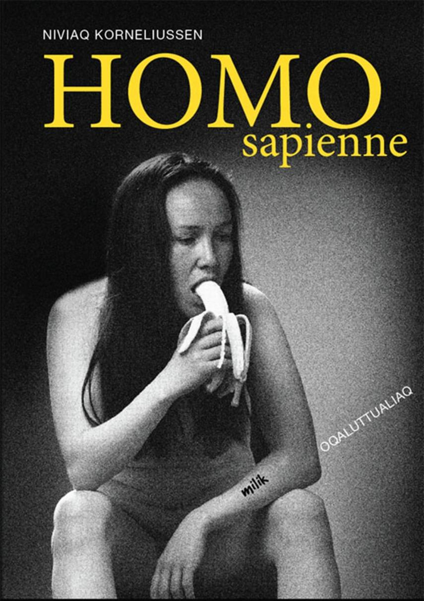 Niviaq Korneliussen: Homo sapienne : oqaluttualiaq