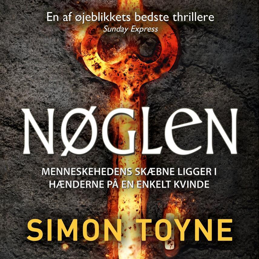 Simon Toyne: Nøglen
