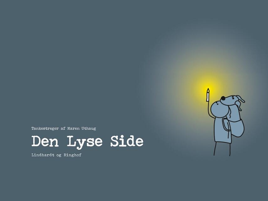 Maren Uthaug: Den lyse side : tankestreger