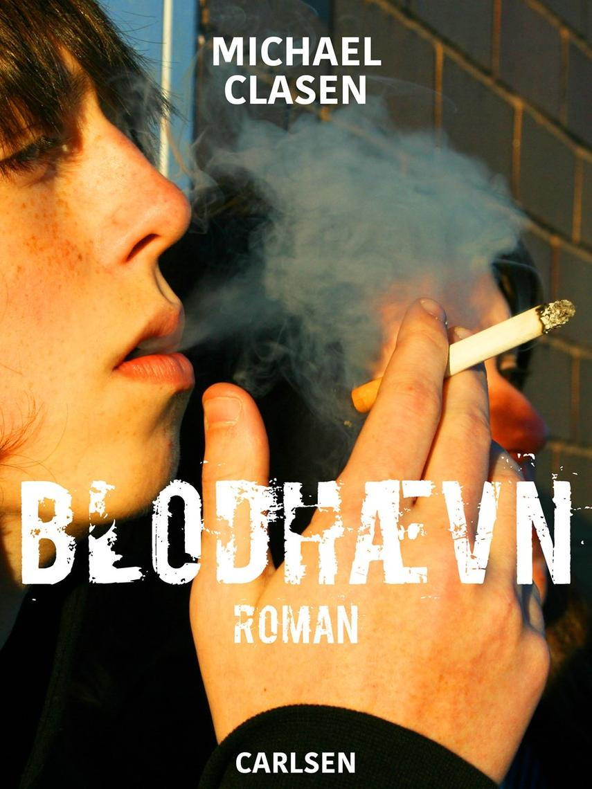 Michael Clasen (f. 1948): Blodhævn : roman