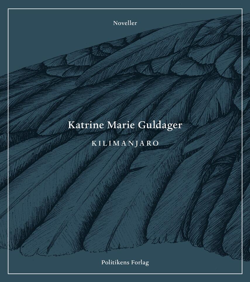Katrine Marie Guldager: Kilimanjaro : noveller
