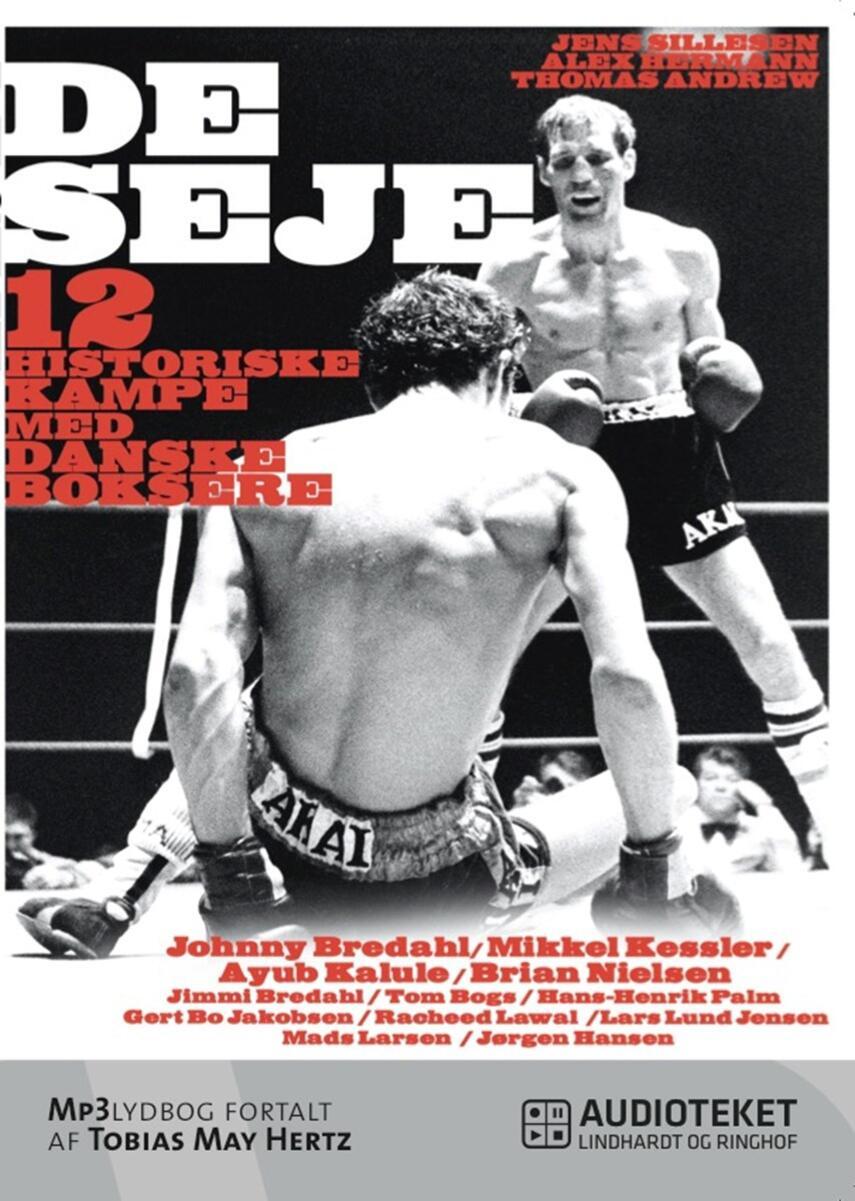 : De seje : 12 historiske kampe med danske boksere