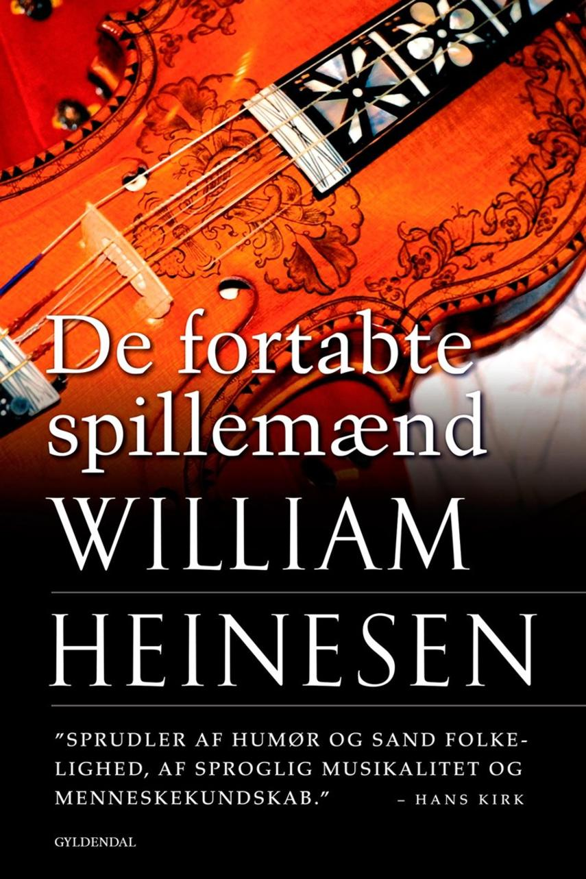 William Heinesen: De fortabte spillemænd