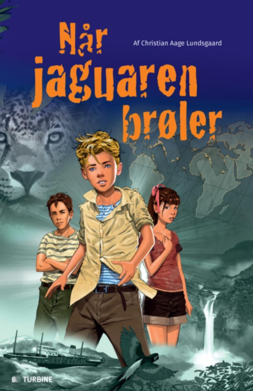 Christian Aage Lundsgaard: Når jaguaren brøler