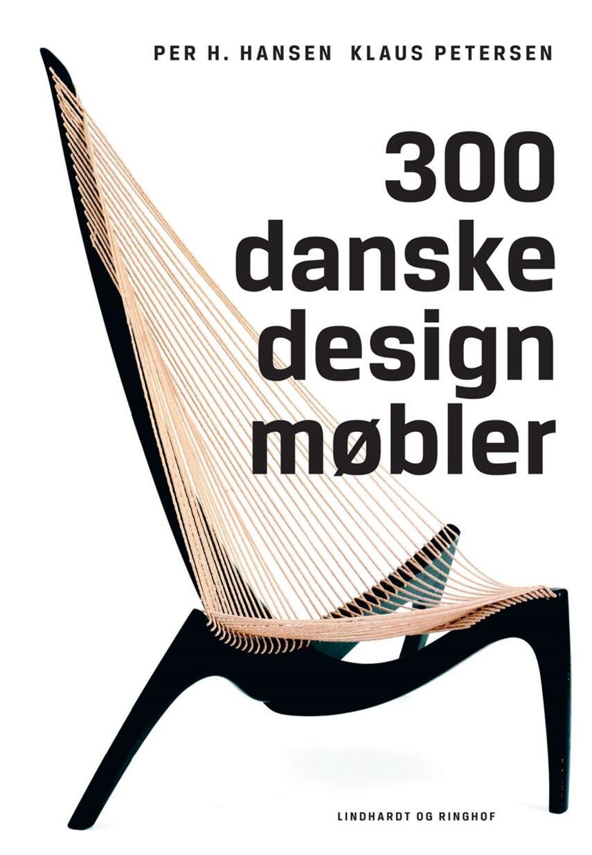 : 300 danske designmøbler
