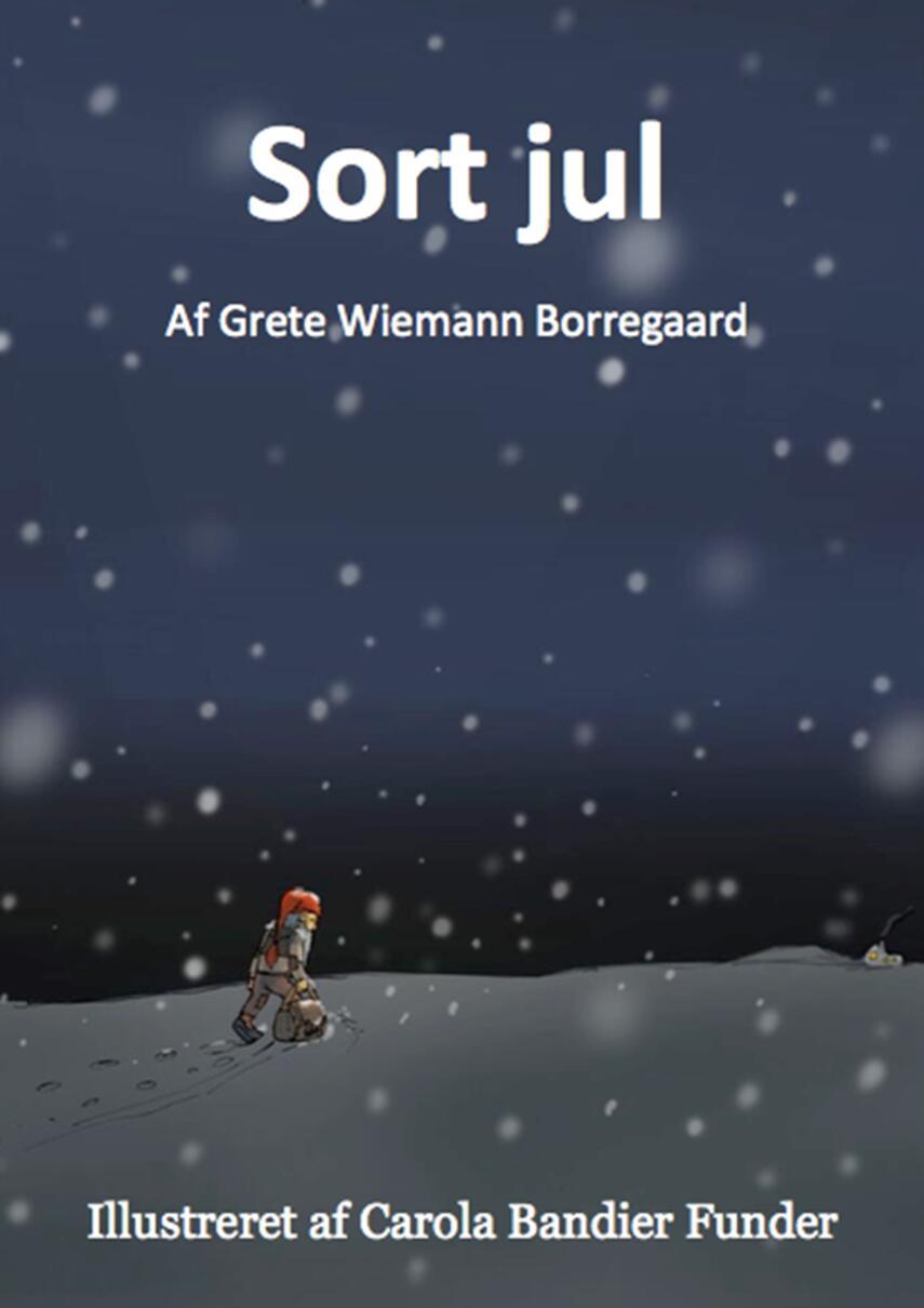 Grete Wiemann Borregaard: Sort jul