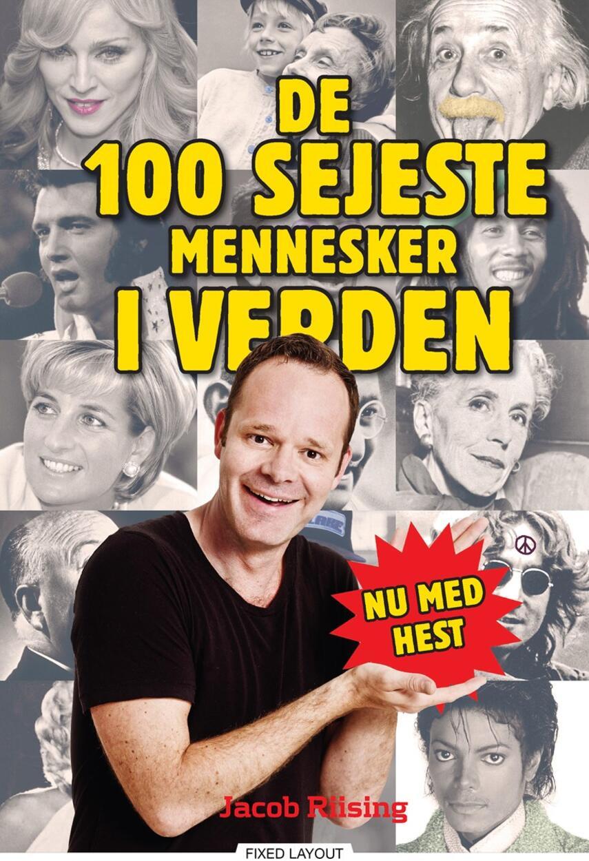 Jacob Riising: De 100 sejeste mennesker i verden