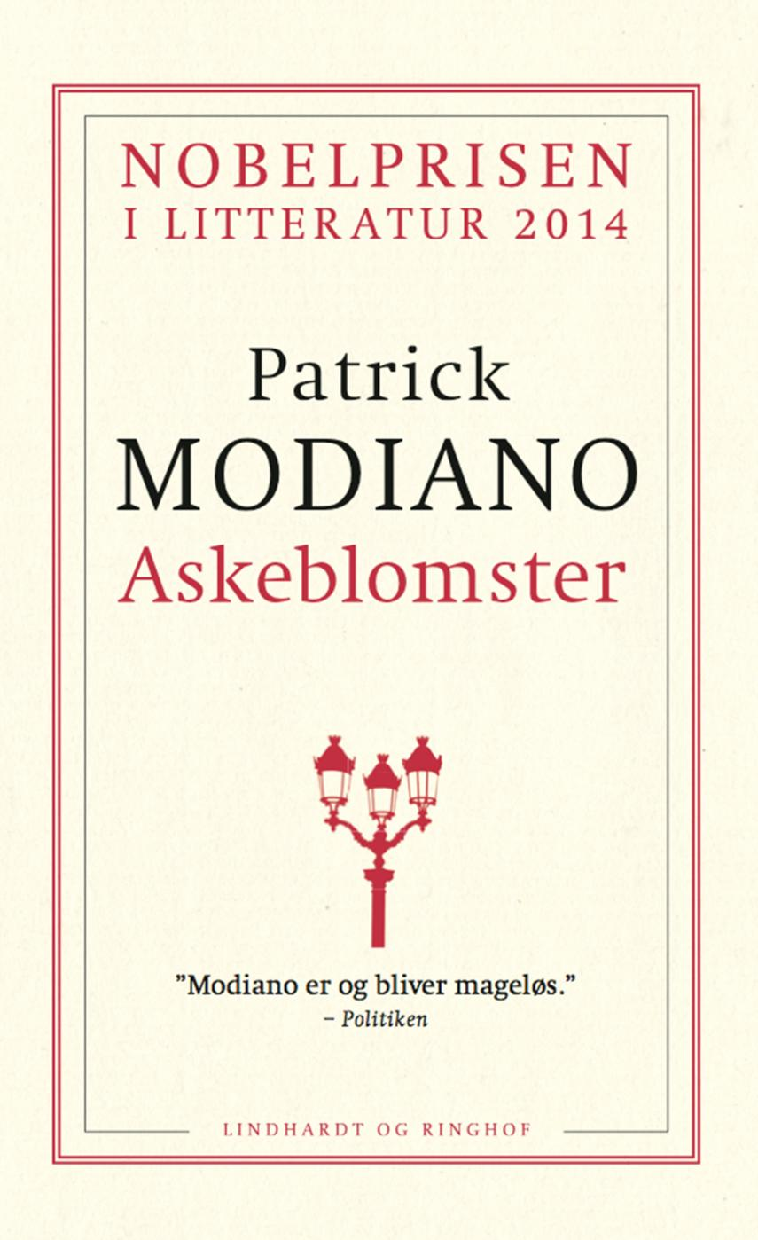 Patrick Modiano: Askeblomster
