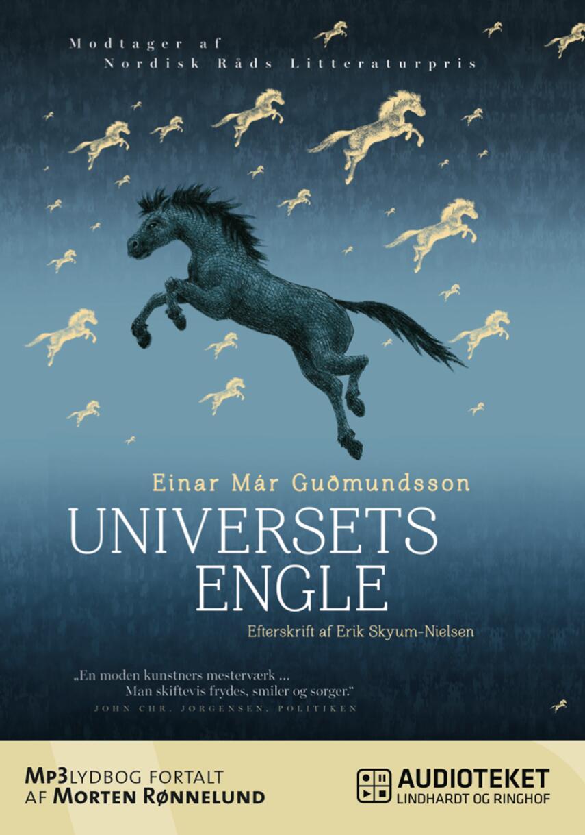 Einar Már Guðmundsson: Universets engle