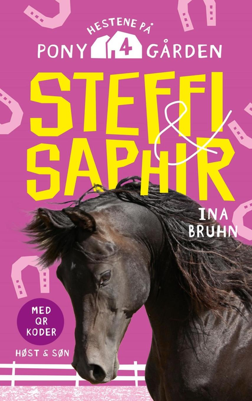 Ina Bruhn: Steffi & Saphir