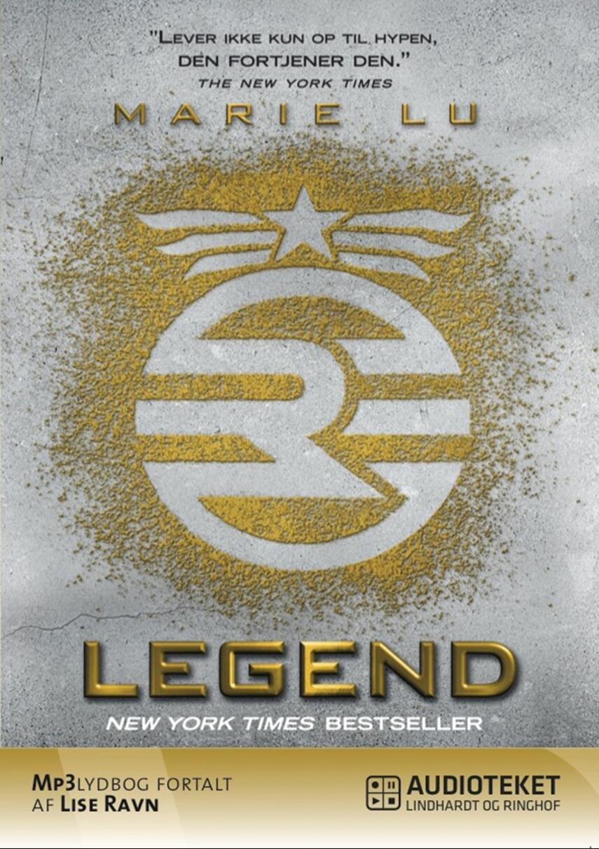 Marie Lu: Legend