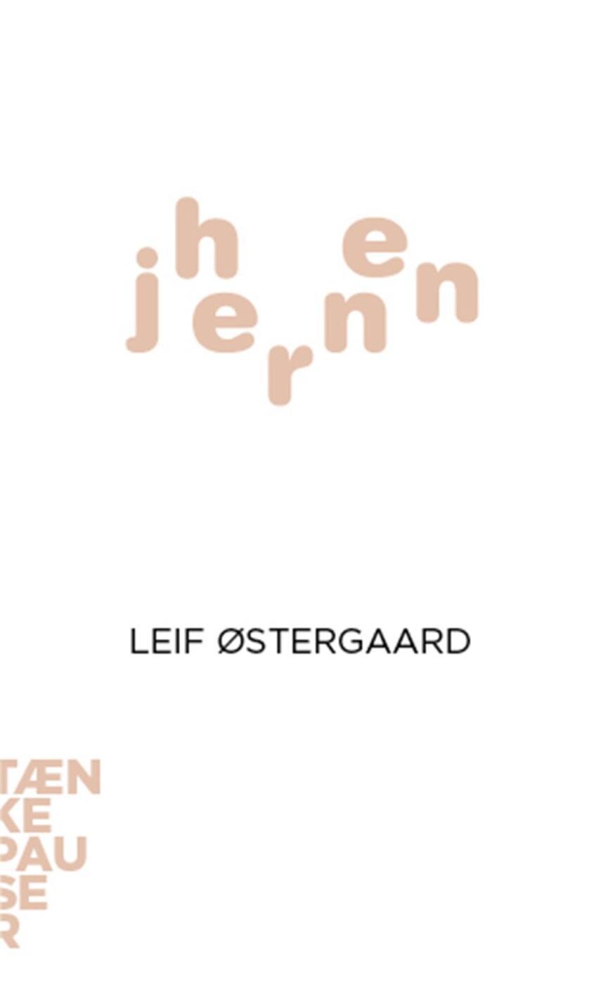 Leif Østergaard: Hjernen