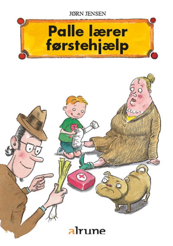 Jørn Jensen (f. 1946): Palle lærer førstehjælp