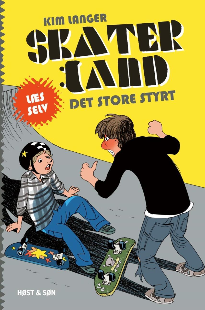 Kim Langer: Skaterland - det store styrt