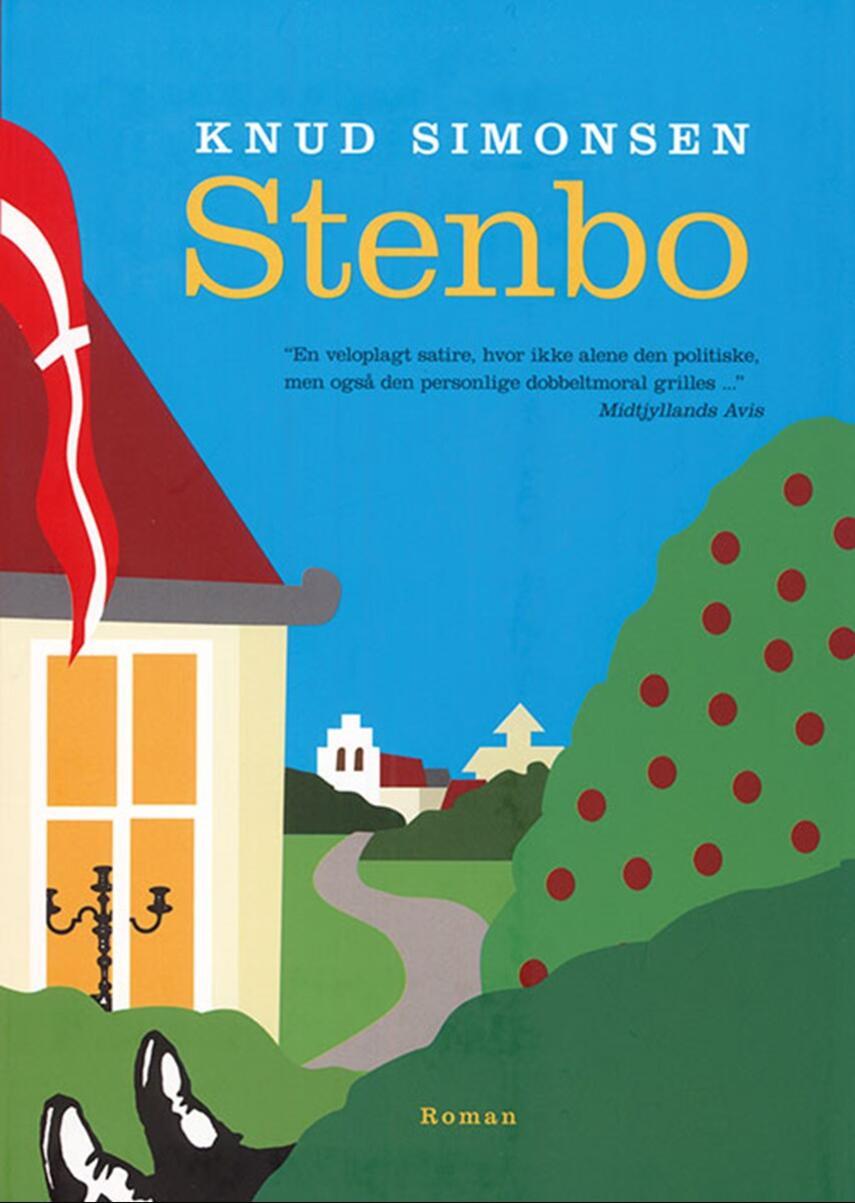 Knud Simonsen: Stenbo : roman