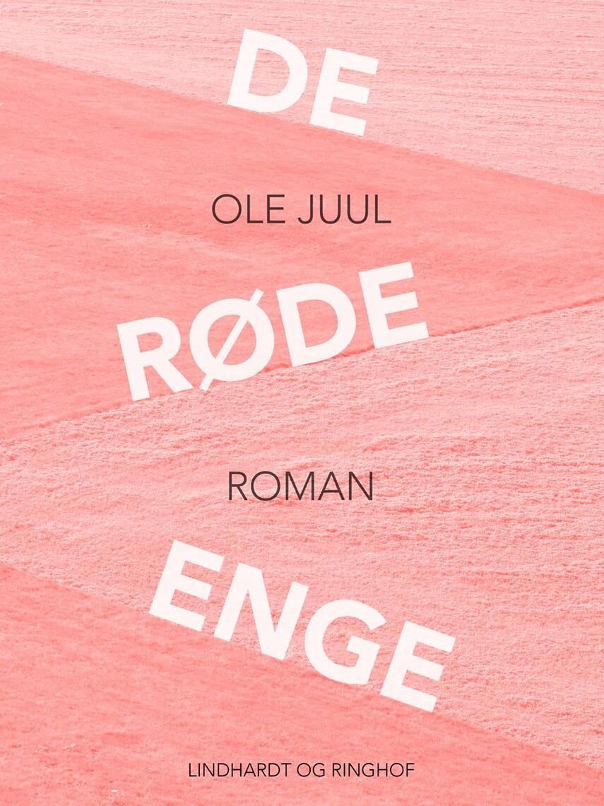 Ole Juul (f. 1918): De røde enge : roman