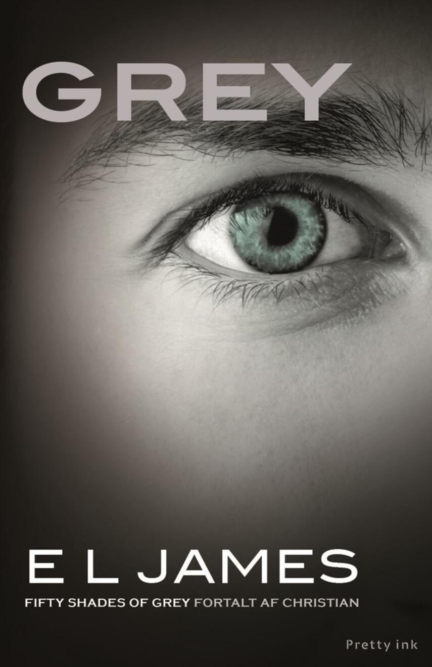 E. L. James: Fifty shades of Grey fortalt af Christian