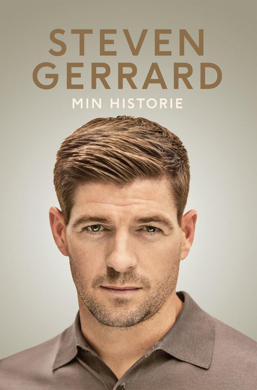 Steven Gerrard, Donald McRae: Min historie