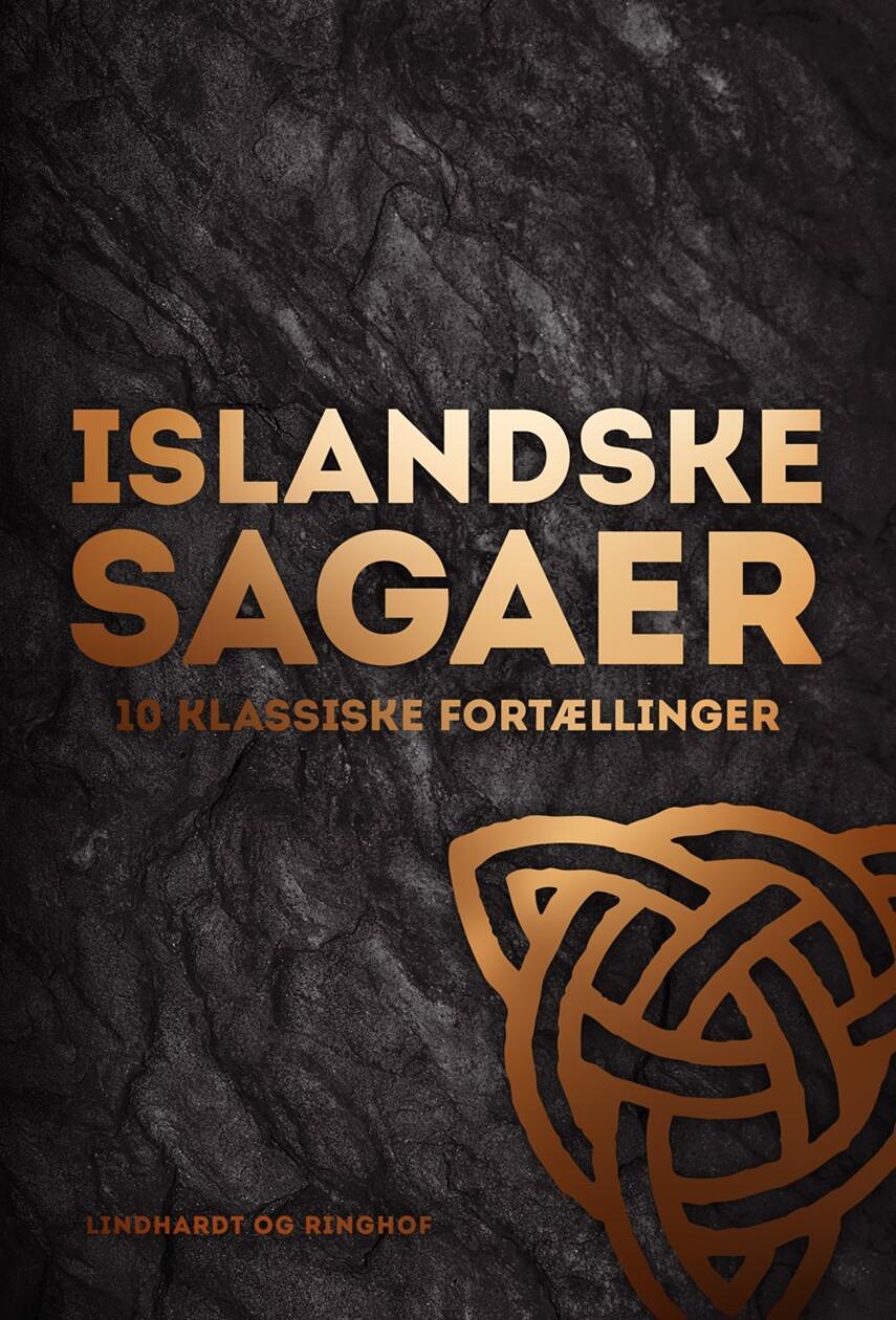 : Islandske sagaer : 10 klassiske fortællinger