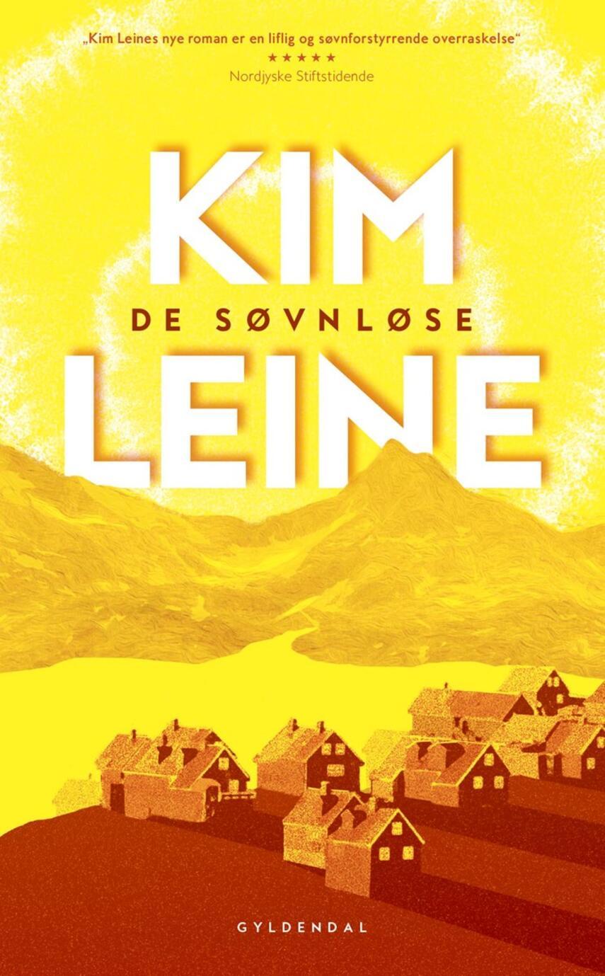 Kim Leine: De søvnløse : roman