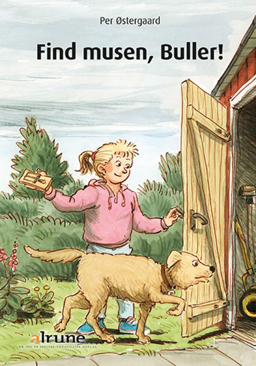 Per Østergaard (f. 1950): Find musen, Buller!