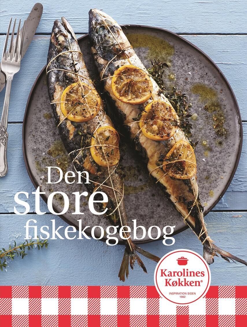 : Den store fiskekogebog