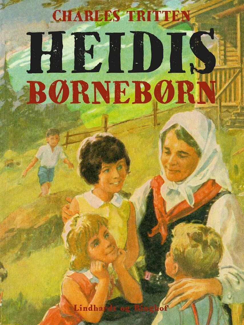 Ch. Tritten: Heidis børnebørn