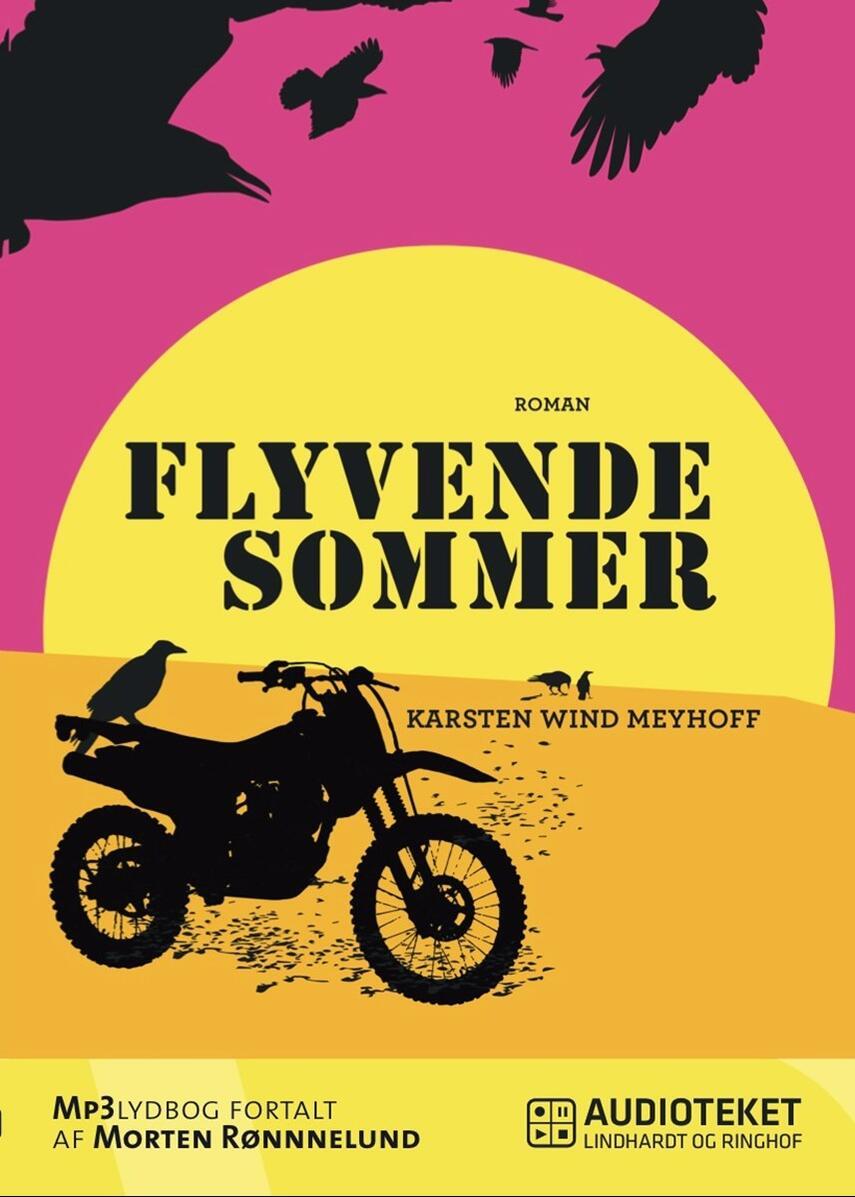 Karsten Wind Meyhoff: Flyvende sommer