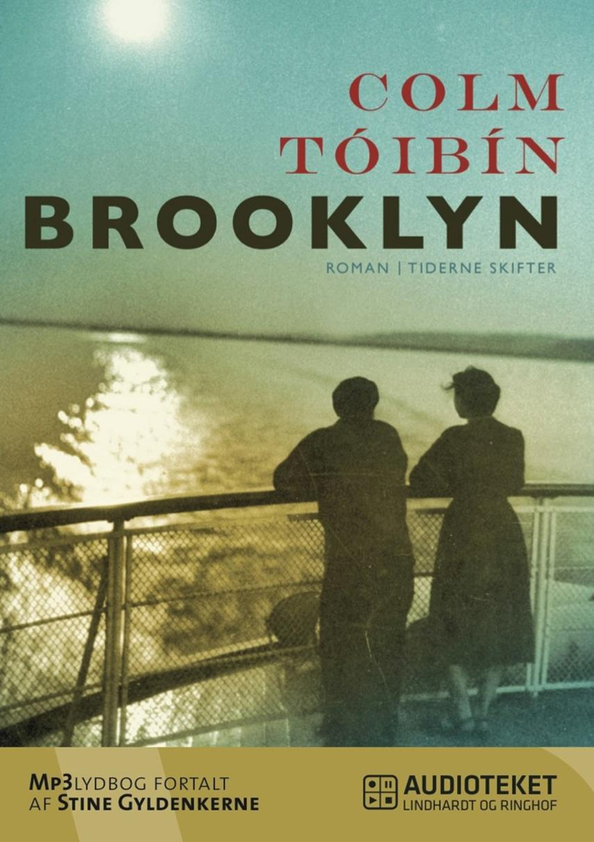 Colm Tóibín: Brooklyn