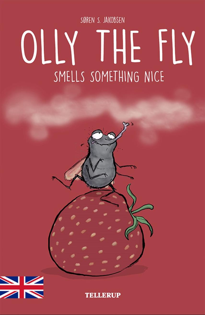 Søren S. Jakobsen: Olly the fly smells something nice