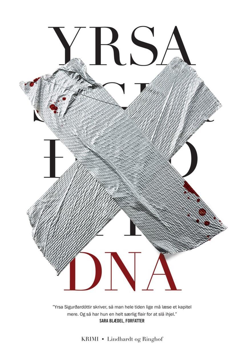 Yrsa Sigurðardóttir: DNA : krimi