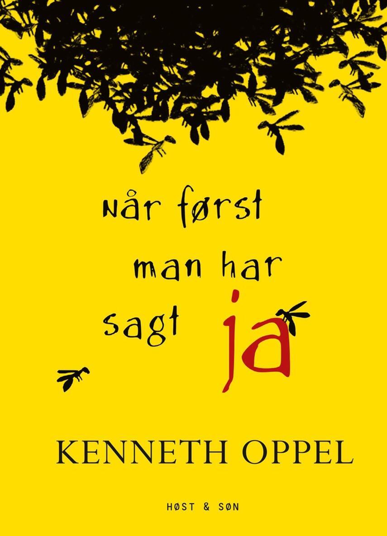 Kenneth Oppel: Når først man har sagt ja