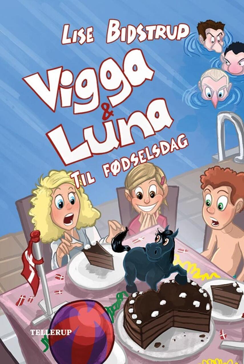 Lise Bidstrup: Vigga & Luna til fødselsdag