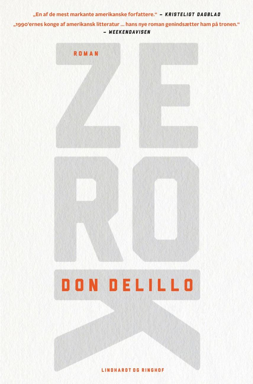 Don DeLillo: Zero K : roman