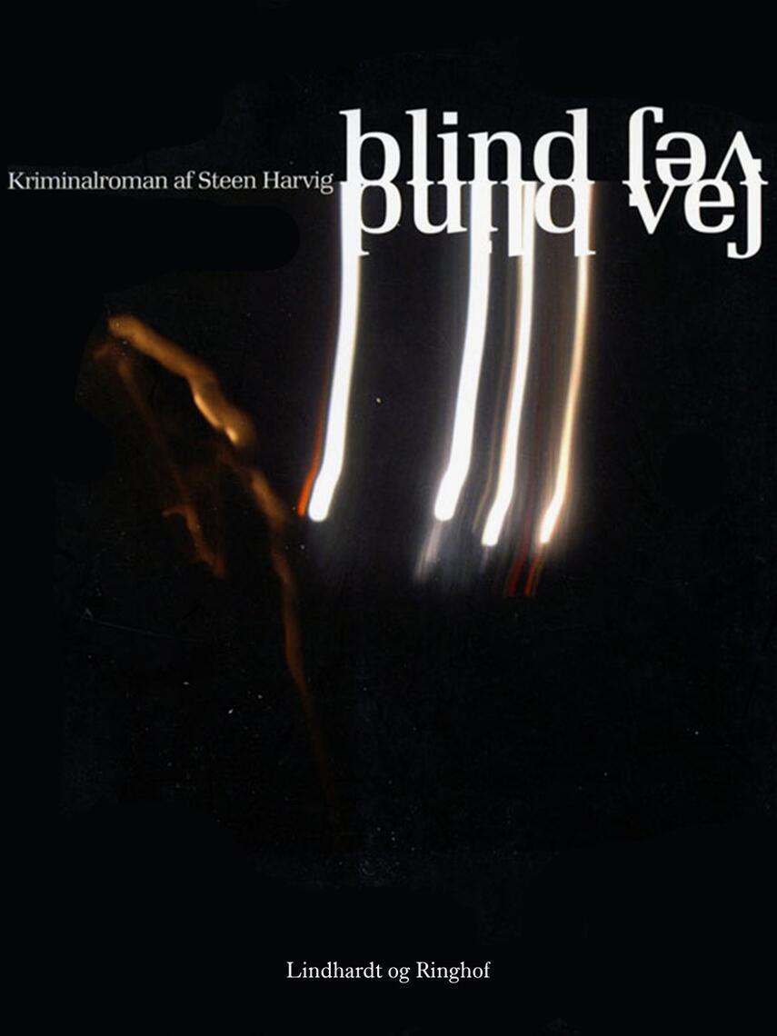 Steen Harvig: Blind vej : kriminalroman