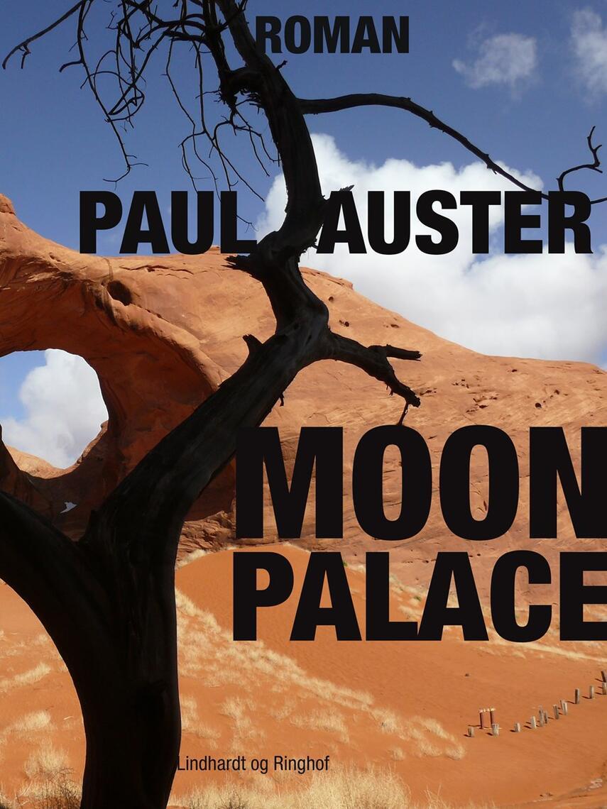 Paul Auster: Moon Palace : roman