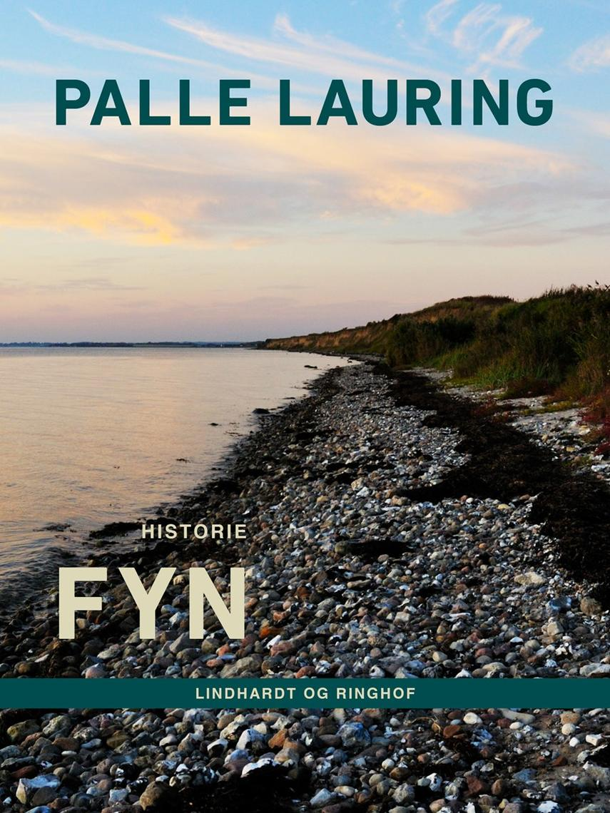 Palle Lauring: Fyn : historie